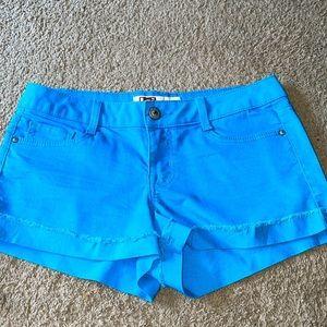 Lei Ashley low rise shorts! EUC! Size 11! Nice!